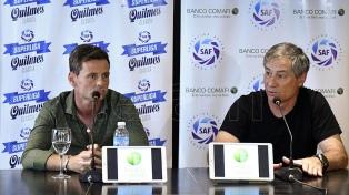 Holan respeta a Racing, pero piensa en la Sudamericana