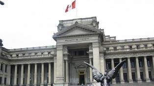 Aparece la hija del juez peruano que envió a prisión a Keiko Fujimori