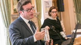 Empresarios argentinos y británicos se reunieron para promover inversiones