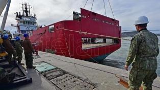 La Armada confirmó que el día que desapareció el submarino hubo una explosión en su área de tránsito