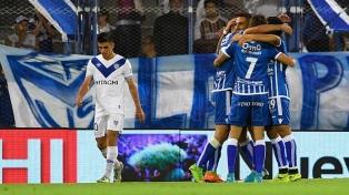 Godoy Cruz venció a Vélez y lo complica en los promedios