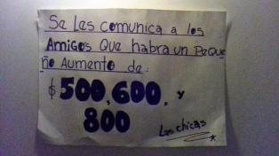 Desarticularon una red de prostitución en Avellaneda