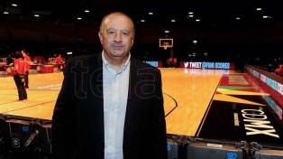 El presidente de FIBA pidió por un básquet federal en Argentina