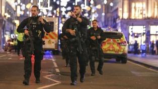 La Policía no localizó sospechosos ni rastros de tiroteo en el Metro de Londres