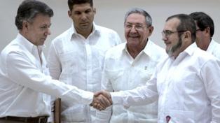 Principales fechas del primer año del proceso de paz