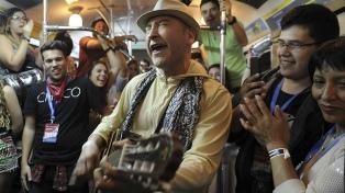 """Leo García: """"Hay gente que no se da cuenta lo bien que hace la música"""""""