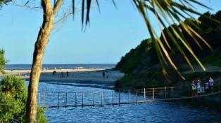 Las playas de Rocha y Maldonado esperan una gran afluencia de argentinos