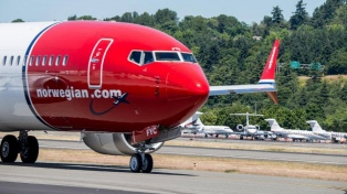 Norwegian comenzó a vender pasajes en cuotas con tarjetas de crédito