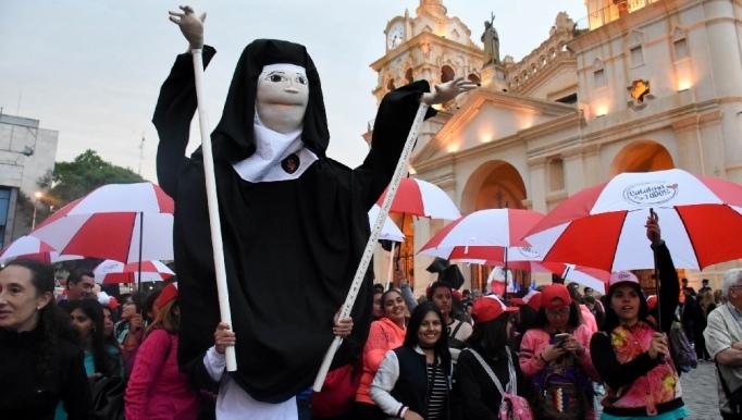 Beatificaron a la Madre Catalina de María Rodríguez