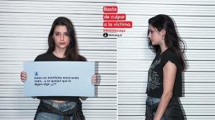 Lanzan una campaña en redes sociales contra prejuicios que justifican la violencia contra mujeres