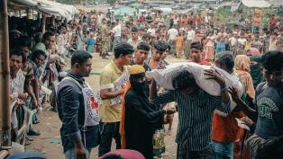 """El jefe de la Cruz Roja en Myanmar pide """"Estado de derecho"""" para los rohingyas"""