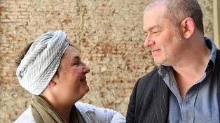 Albertine y Germano Zullo, la pareja suiza que emociona con una historia de amor entre una madre y su hijo
