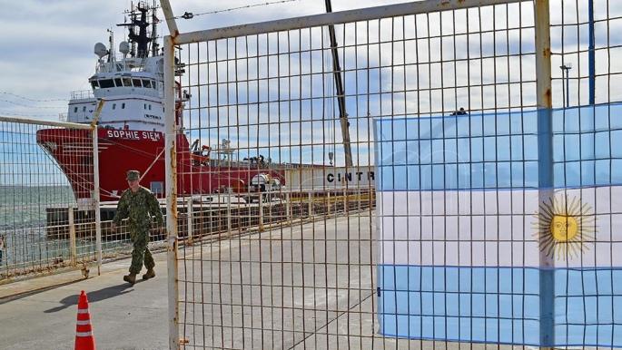 Alistan un mini submarino con médicos para el rescate — Submarino