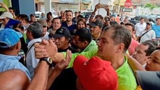 El ex presidente Rafael Correa regresó a Ecuador