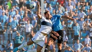 Belgrano le ganó Gimnasia y Esgrima