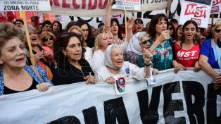 Se movilizan hoy a Plaza de Mayo por la muerte de un mapuche en Bariloche