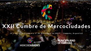 Comienza la XXII Cumbre de Mercociudades