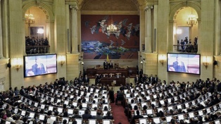 Diputados aprobó la justicia especial para la paz, pilar del acuerdo con las FARC
