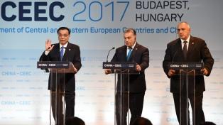 Beijing prometió 3.000 millones de dólares a Europa del Este