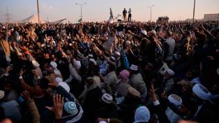 Dimite el ministro de Justicia ante las protestas islamistas