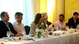 El PRO ratificó a Schiavoni y Vidal, y colocó a Salvai en la conducción nacional partidaria
