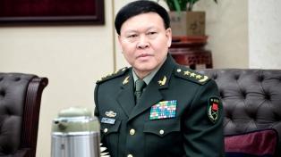 Se suicidó un general chino investigado por corrupción