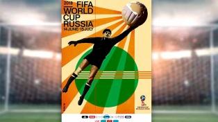 De Uruguay 1930 a la estampa de Lev Yashin, todos los afiches mundialistas