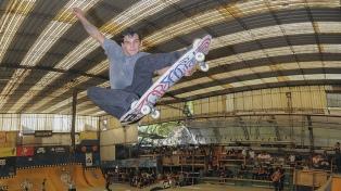 El Skate se abre paso con una ilusión olímpica