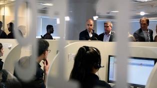 Presentan un sistema para agilizar el arribo de la Policía, SAME y Bomberos
