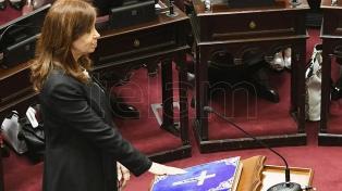 Cambiemos pide debatir en el Senado el desafuero de Cristina Kirchner
