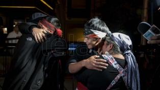 Liberan a Fausto Jones Huala, implicado en el caso Nahuel