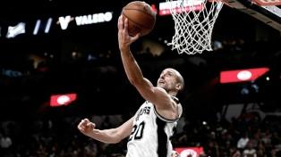 Los Spurs de Ginóbili juegan ante Dallas el clásico texano
