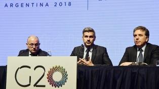 La Argentina será anfitriona de más de 45 reuniones del G20 en 2018