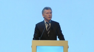 El presidente Macri inaugura la 11° Conferencia Ministerial de la OMC
