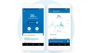 Google lanzó Datally, una aplicación para controlar el consumo de datos móviles