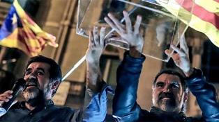Expectativa ante la posible excarcelación de los independentistas catalanes