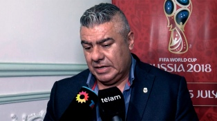 "Claudio ""Chiqui"" Tapia representará a la Conmebol en la FIFA"