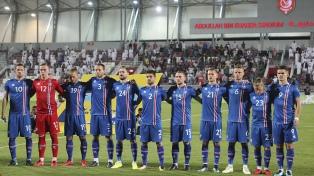 Islandia cayó con Noruega