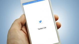 """Twitter lanzó para Latinoamérica la App """"Lite"""", más rápida y liviana"""