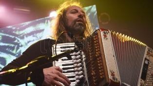 Chango Spasiuk mostró otro mundo sonoro posible en clave electroacústica