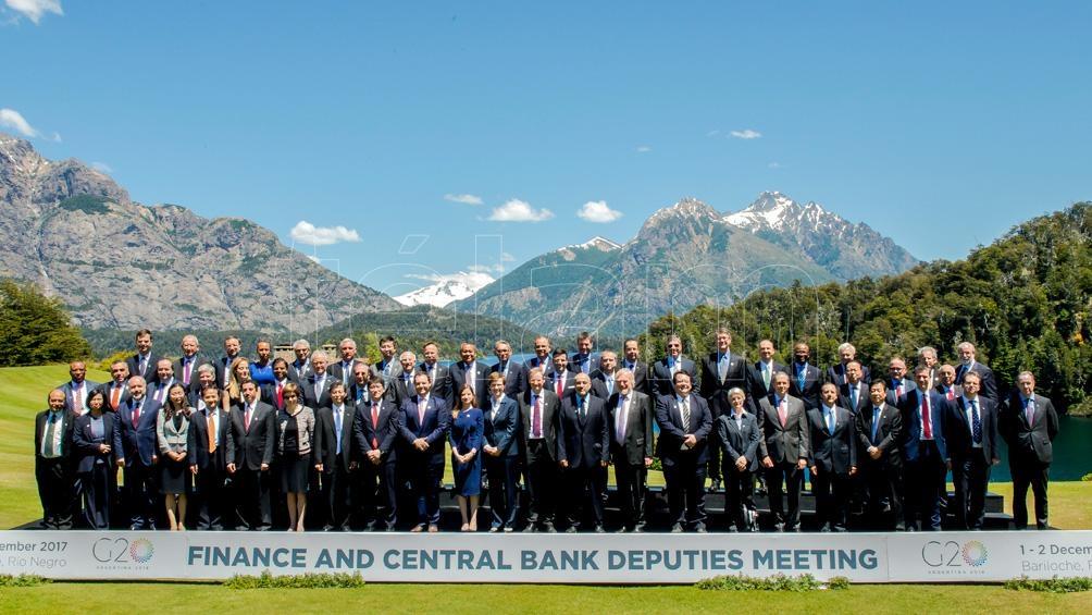 ¿Quiénes vienen a nuestra ciudad para el primer encuentro preparatorio del G20?