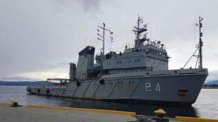 """El buque ruso """"Yantar"""" sigue participando de la búsqueda del submarino """"San Juan"""""""