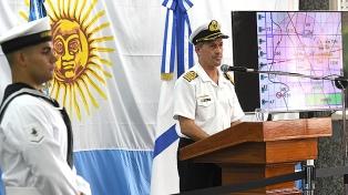 """El buque Atlantis, de EEUU, investiga """"un nuevo contacto"""" en busca del submarino"""