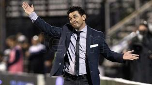 """Gallardo admitió que clasificar a la Copa Libertadores """"es muy difícil"""""""