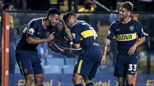 Boca volvió al triunfo ante Arsenal y alcanzó a San Lorenzo