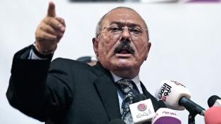 Tensa calma tras el asesinato del histórico líder Saleh