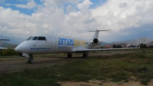 Amaszonas unirá Buenos Aires y Punta del Este con dos vuelos diarios