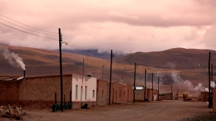 """La vitalidad en la altura del desierto, en el documental """"Los sentidos"""""""