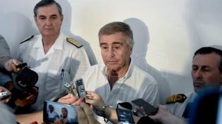 """Aguad afirmó que """"no existe ningún indicio de un ataque"""""""