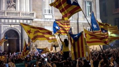 Los líderes civiles independentistas cumplen un año en prisión provisional